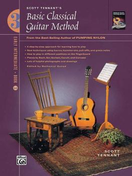 Basic Classical Guitar Method, Book 3 (From the Best-Selling Author of (AL-00-19492)
