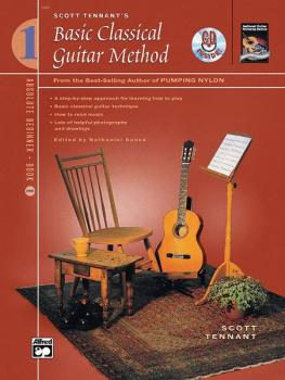 Basic Classical Guitar Method, Book 1 (From the Best-Selling Author of (AL-00-19487)