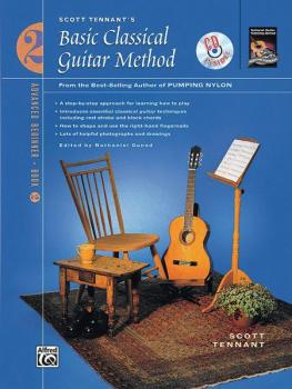Basic Classical Guitar Method, Book 2 (From the Best-Selling Author of (AL-00-19490)