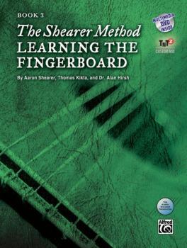 The Shearer Method, Book 3: Learning the Fingerboard (AL-98-44367)