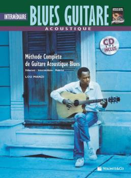 Acoustique Blues Guitare Intermediaire [Intermediate Acoustic Blues Gu (AL-00-41999)