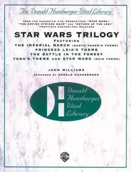 <I>Star Wars</I>® Trilogy (Featuring: The Imperial March / Princess Le (AL-00-DH9704C)