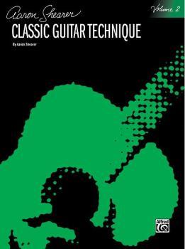 Classic Guitar Technique, Volume 2 (AL-00-FC02325)
