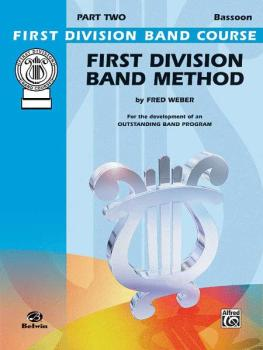 First Division Band Method, Part 2 (For the Development of an Outstand (AL-00-FDL00100A)