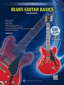 Ultimate Beginner Series: Blues Guitar Basics (AL-00-UBSBK103R)