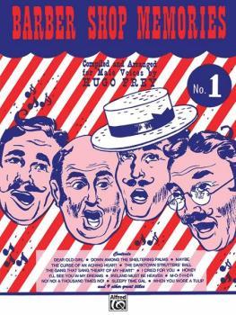 Barber Shop Memories, Number 1 (AL-00-TMF0118A)