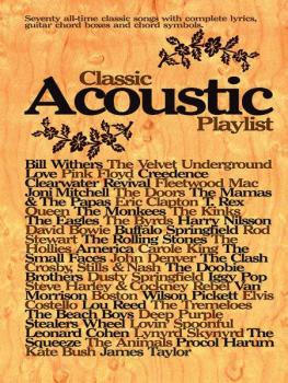 Classic Acoustic Playlist (AL-12-0571525717)