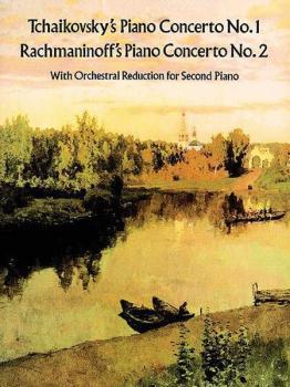 Tchaikovsky Piano Concerto No. 1 and Rachmaninoff Piano Concerto No. 2 (AL-06-291146)