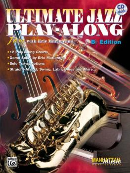 Ultimate Jazz Play-Along: Jam with Eric Marienthal (AL-00-0021B)