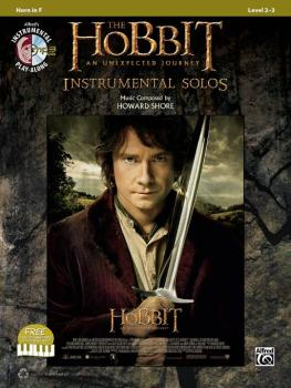 <i>The Hobbit: An Unexpected Journey</i> Instrumental Solos (AL-00-40982)