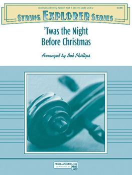 'Twas the Night Before Christmas (AL-00-26561S)