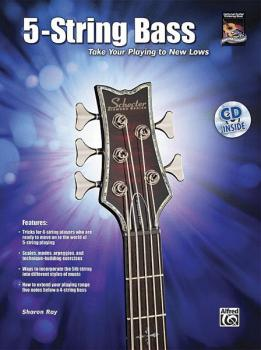 5-String Bass: Taking Your Playing to New Lows (AL-00-30269)