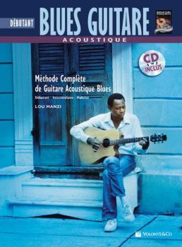 Acoustique Blues Guitare Debutante [Beginning Acoustic Blues Guitar]:  (AL-00-40673)