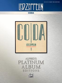 Led Zeppelin: Coda Platinum Album Edition (AL-00-40942)