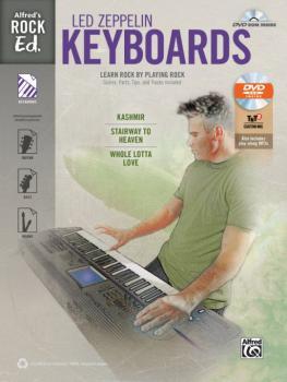 Alfred's Rock Ed.: Led Zeppelin Keyboards: Learn Rock by Playing Rock: (AL-00-41021)
