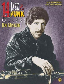 14 Jazz & Funk Etudes (AL-00-EL03949)