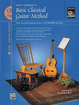 Basic Classical Guitar Method, Book 2 (From the Best-Selling Author of (AL-00-19489)