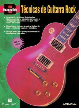 Basix®: Téchnicas de Guitarra Rock (AL-00-41989)