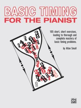 Basic Timing for Pianists (AL-00-517)