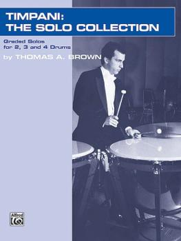 Timpani: The Solo Collection: Graded Works for 2, 3, and 4 Drums (AL-00-EL03456)