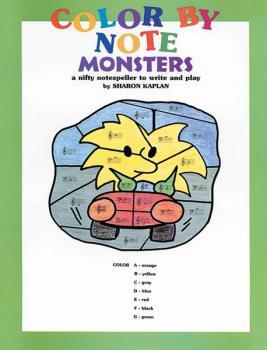 Color by Note Monsters (AL-00-EL9810)