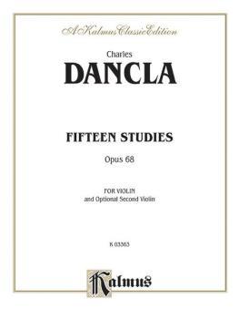 Fifteen Studies, Opus 68 (AL-00-K03363)