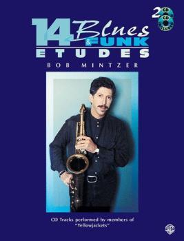 14 Blues & Funk Etudes (AL-00-EL9604CD)