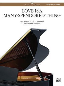 Love Is a Many-Splendored Thing (AL-00-T6360LPV)