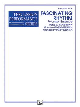 Fascinating Rhythm (For 5 Players) (AL-00-PERC00066)