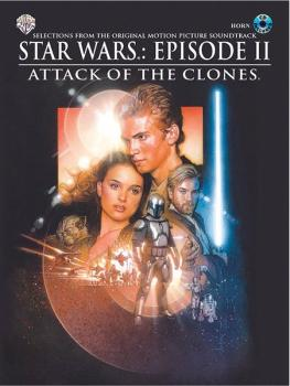 <I>Star Wars</I>®: Episode II <I>Attack of the Clones</I> (AL-00-IFM0216CD)