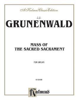Mass of the Sacred Sacrament (AL-00-K03489)
