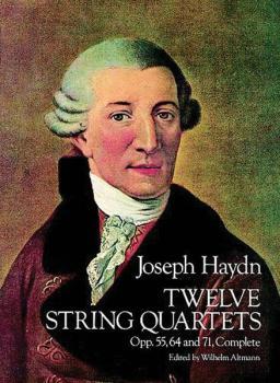 12 String Quartets (Complete) (Opp. 55,64, 71) (AL-06-239330)