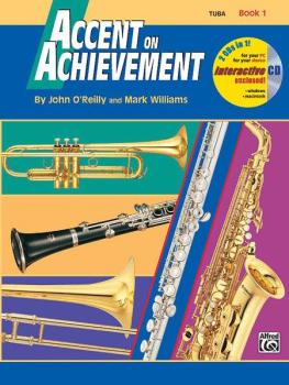 Accent on Achievement, Book 1 (AL-00-17095)