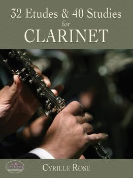 32 Etudes & 40 Studies for Clarinet (AL-06-457303)