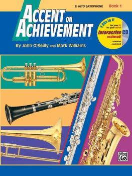 Accent on Achievement, Book 1 (AL-00-17087)