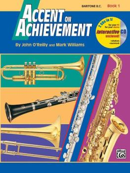 Accent on Achievement, Book 1 (AL-00-17093)