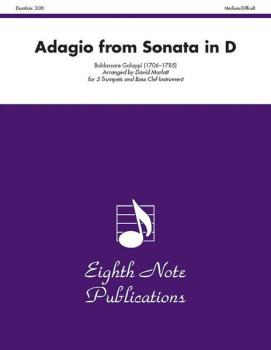 Adagio (from<I> Sonata in D</I>) (AL-81-TE9714)