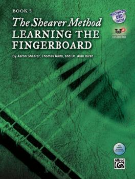 The Shearer Method, Book 3: Learning the Fingerboard (AL-98-44367)