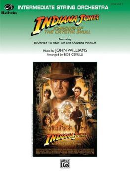 <i>Indiana Jones and the Kingdom of the Crystal Skull,</i> Themes from (AL-00-31525)