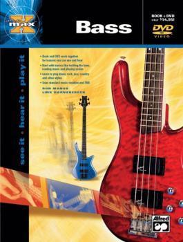 Alfred's MAX™ Bass: See It * Hear It * Play It (AL-00-22653)