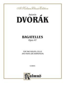 Bagatelles, Opus 47 (AL-00-K09644)