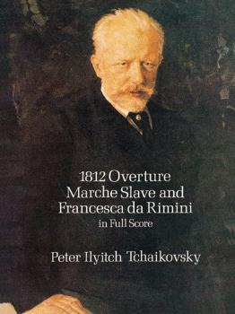 1812 Overture, Mache Slave and Francesca da Rimini (AL-06-290697)
