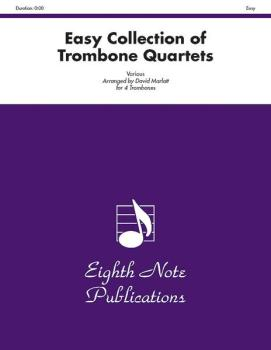 Easy Collection of Trombone Quartets (AL-81-TQ973)