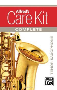Alfred's Care Kit Complete: Tenor Saxophone (AL-99-1474922)