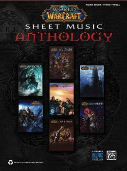 World of Warcraft Sheet Music Anthology (AL-00-36353)