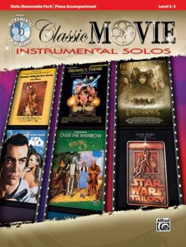 Classic Movie Instrumental Solos for Strings (AL-00-35128)