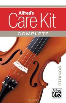 Alfred's Care Kit Complete: Strings (Violin & Viola) (AL-99-1474090)