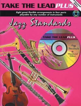 Take the Lead Plus: Jazz Standards (AL-55-9773A)