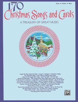 170 Christmas Songs and Carols (AL-00-TXF0035E)