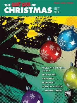 The Giant Book of Christmas Sheet Music (AL-00-42389)